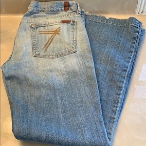 7 for all mankind size 32